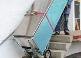 Elektryczny schodołaz towarowy Cargo Master C400