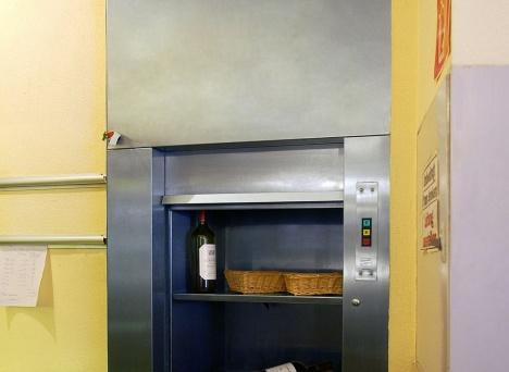 Winda gastronomiczno-towarowa - Seria A