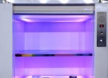 Winda towarowo-gastronomiczna Serii A - podświetlenie LED