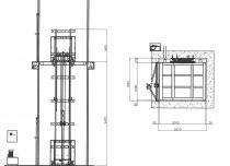 Projekt windy AP10 w Siedlcach