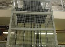 Platforma towarowe, windy przemysłowe